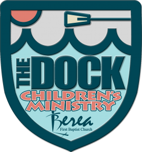 BFBC Childrens Ministry - The Dock - Beveled Clear Back