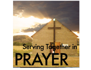 Prayer - Serving Together